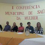 1ª Conferência Municipal de Saúde da Mulher